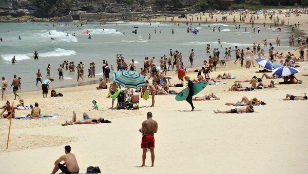 Australia Heat Wave - Sputnik International