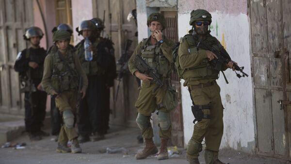 Israeli security forces (File) - Sputnik International