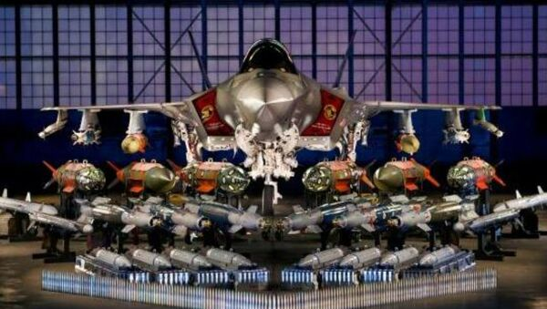 F-35 Weapons Suite - Sputnik International