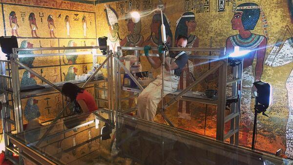 Tutankhamun's tomb - Sputnik International