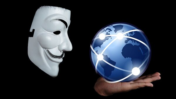 Anonymous browsing - Sputnik International