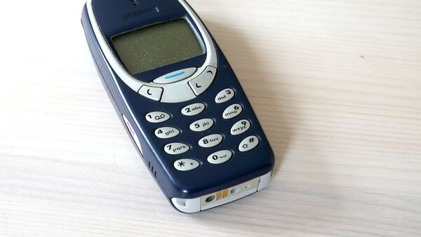 Nokia 3310 - Sputnik International