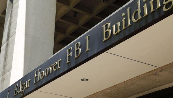 The FBI headquarters building in Washington, DC. - Sputnik International