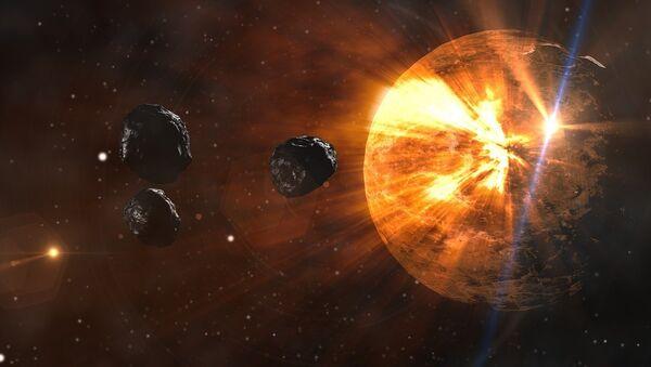 Asteroids - Sputnik International