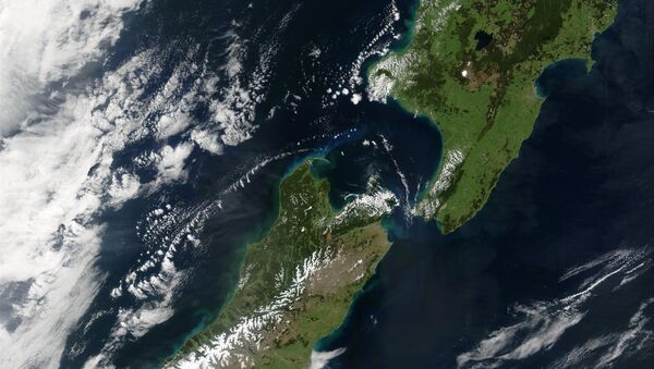 New Zealand - Sputnik International