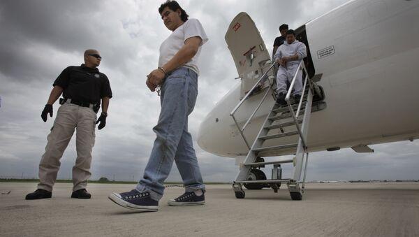 Homeland Security ICE - Sputnik International