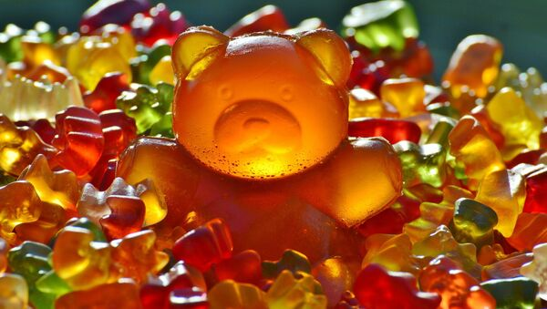 Haribo Bears - Sputnik International