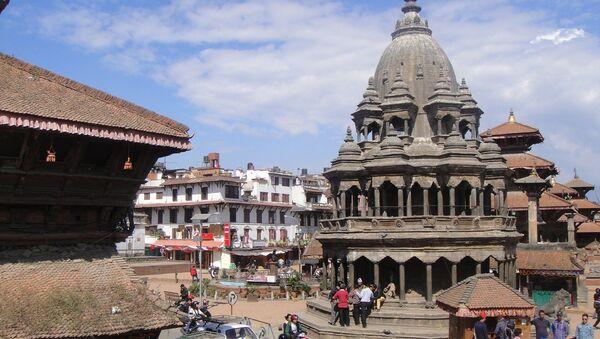 Kathmandu, Nepal. File photo - Sputnik International