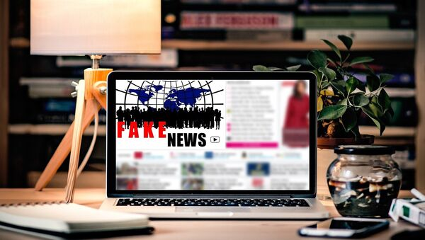 Fake news - Sputnik International