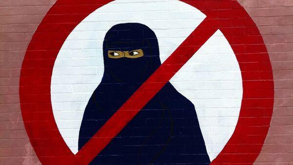 Ban the Burqa - Sputnik International