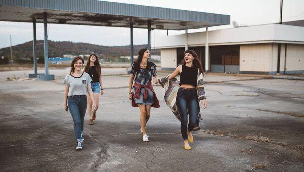 Teenagers - Sputnik International