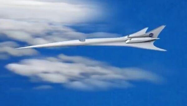 Quiet Supersonic Technology (QueSST) X-plane - Sputnik International