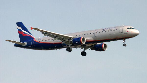 Airbus A321 aeroflot. (File) - Sputnik International