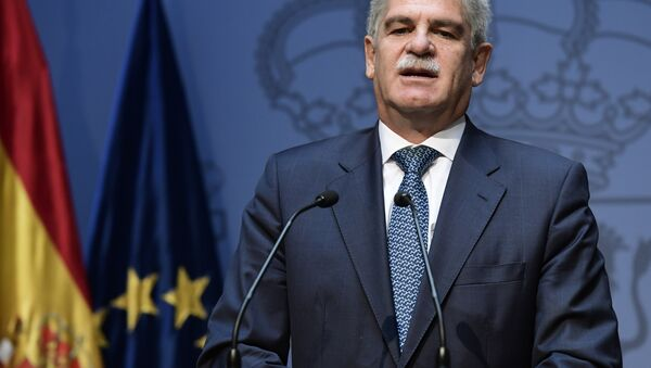 Spanish new Minister of Foreign Affairs and Cooperation Alfonso Dastis Quecedo (File) - Sputnik International