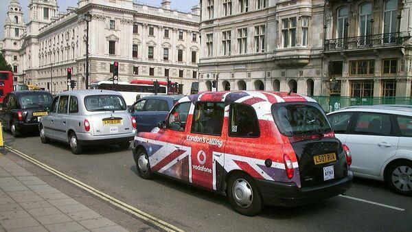 London taxi - Sputnik International