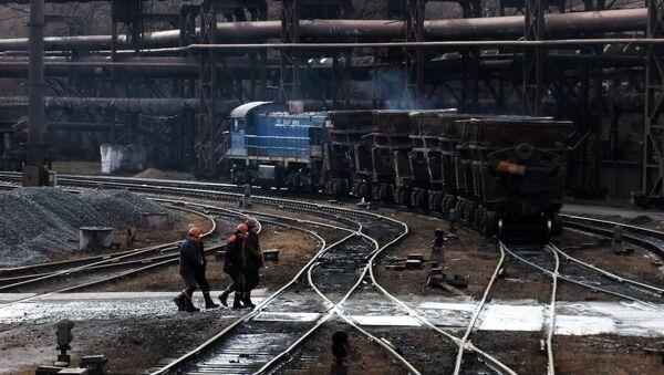 Yenakiieve Iron and Steel Works - Sputnik International