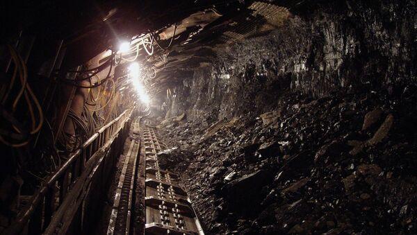 Coal mine - Sputnik International