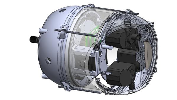 Nuclear Decomissioning Underwater Robot - Sputnik International