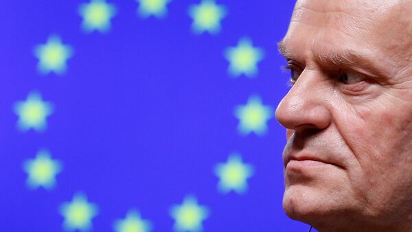 European Council President Donald Tusk - Sputnik International
