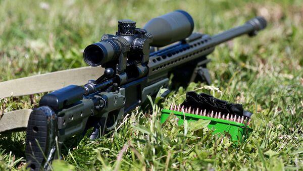 A sniper rifle. (File) - Sputnik International