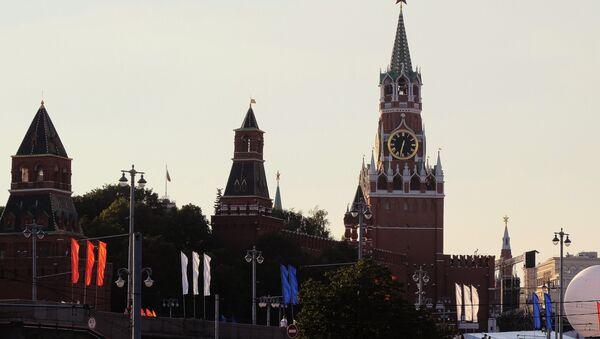 The Moscow Kremlin towers. (File) - Sputnik International