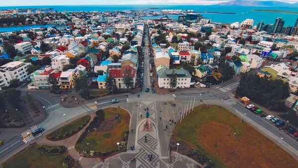 Reykjavik view - Sputnik International