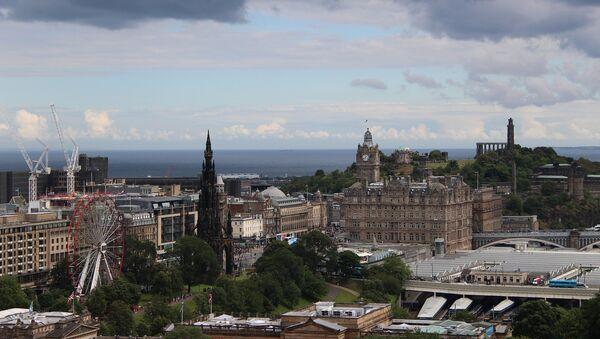 Edinburgh - Sputnik International
