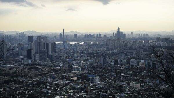 Seoul, the capital and the largest city in South Korea. - Sputnik International