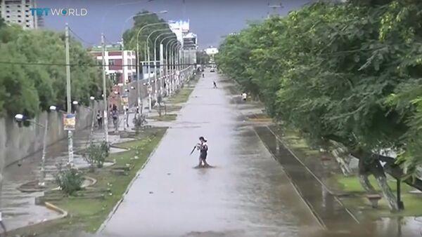 Peru Floods - Sputnik International
