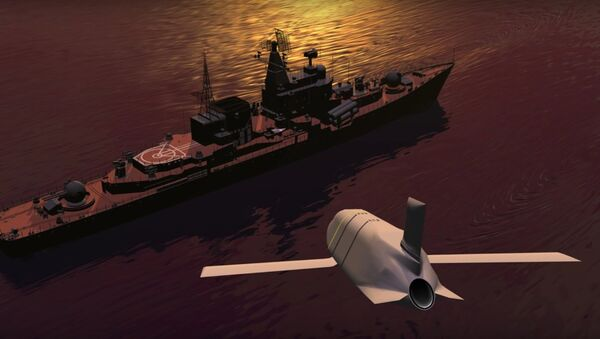 Long Range Anti-Ship Missile (LRASM)  - Sputnik International