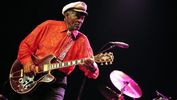Rock and Roll Legend: A Tribute to Chuck Berry - Sputnik International