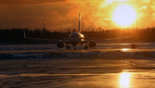 Plane at the airport. (File) - Sputnik International