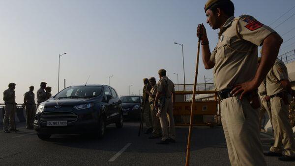 Indian police. (File) - Sputnik International