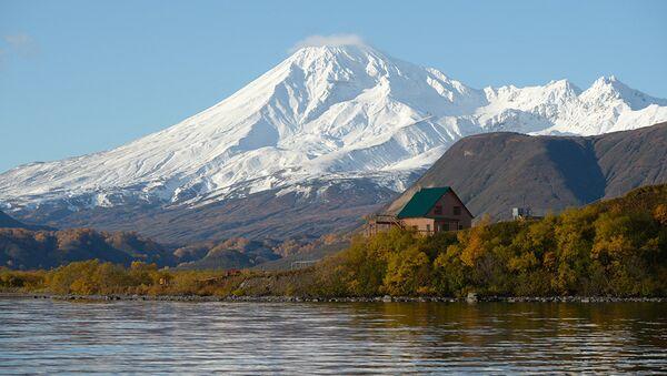 Kambalny volcano - Sputnik International