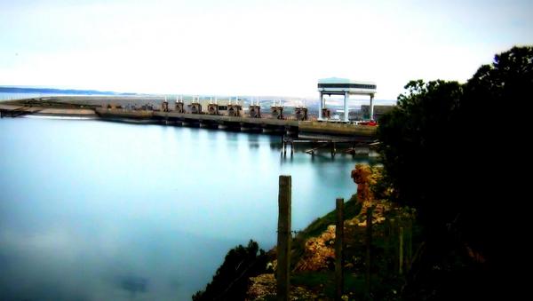 The Tabqa Dam - Sputnik International