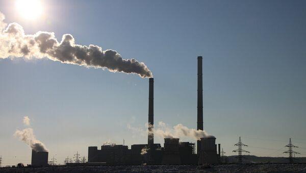 Pollution - Sputnik International