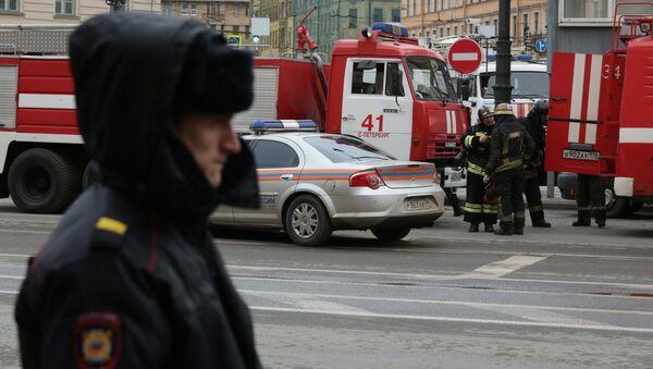 Explosions in St. Petersburg metro - Sputnik International