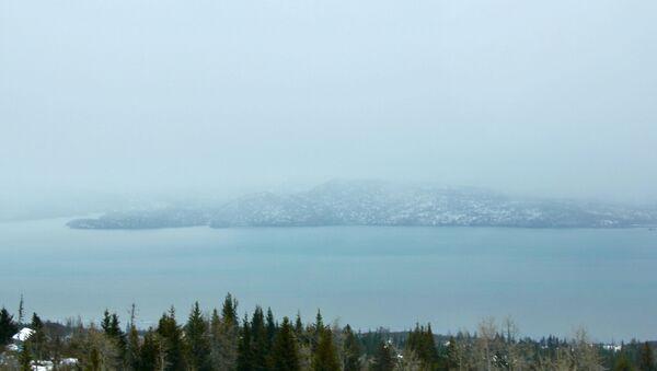 A view of a bay in the village of Kachemak, Alaska - Sputnik International