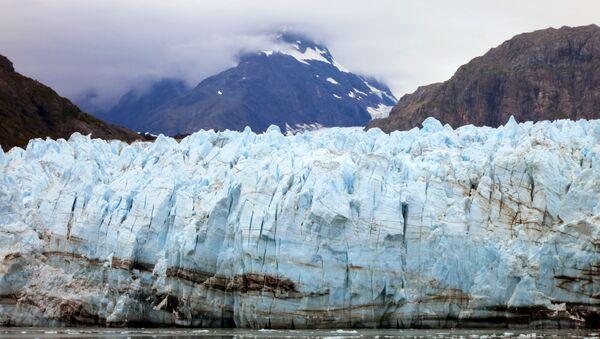 Margerie Glacier, one of many glaciers that make up Alaska's Glacier Bay National Park. - Sputnik International