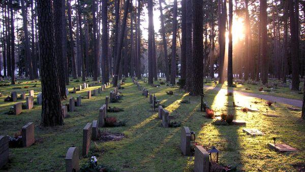 The Woodland Cemetery, Stockholm, Sweden - Sputnik International