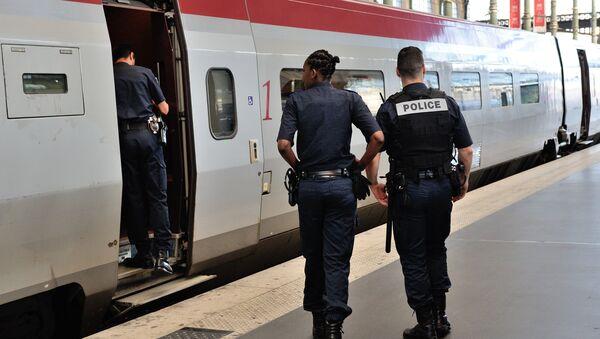 French transport police. (File) - Sputnik International