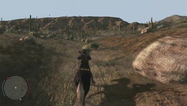 Red Dead Redemption-Wild Wild West ! - Sputnik International
