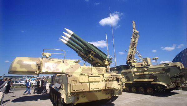 Buk-M1 missile system. (File) - Sputnik International