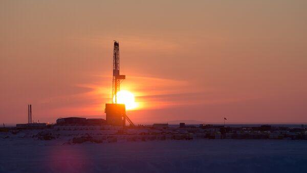 Rosneft launches drilling of Tsentralno-Olginskaya-1 well - Sputnik International