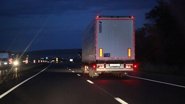 Truck - Sputnik International