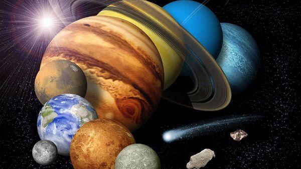 Planets - Sputnik International
