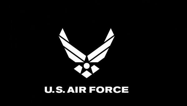 US Air Force Emblem - Sputnik International