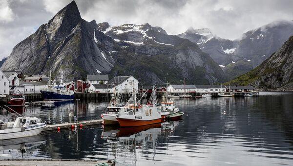 Lofoten Islands, Arctic Circle - Sputnik International