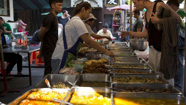 Bangkok Street Food - Sputnik International
