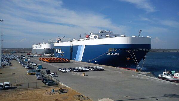 Port of Hambantota - Sputnik International